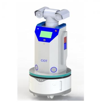 萝小巡——巡检测温机器人
